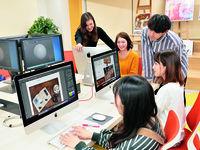 広島情報ITクリエイター専門学校