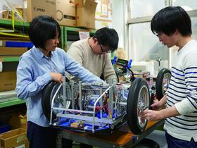 西日本工業大学{工学部 総合システム工学科 機械工学系のイメージ