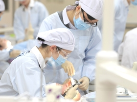 福島医療専門学校{歯科衛生士科のイメージ