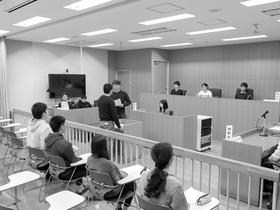 九州国際大学{法学部のイメージ
