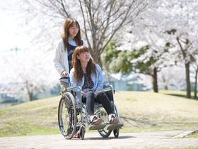 大川学園医療福祉専門学校{介護福祉学科のイメージ
