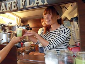 札幌スイーツ&カフェ専門学校{スイーツパティシエ科 スイーツカフェビジネスコースのイメージ