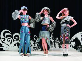北翔大学短期大学部{ライフデザイン学科 ファッションコースのイメージ