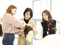 大阪ベルェベル美容専門学校フォトギャラリー2
