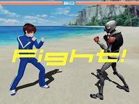 ゲーム系体験入学「対戦格闘ゲームをつくる」の画像