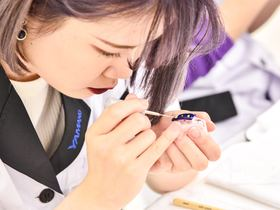 山野美容専門学校{美容 専門課程のイメージ