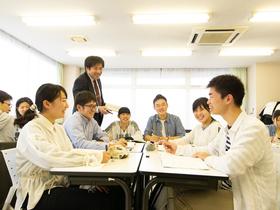 上野法律ビジネス専門学校{行政学科 初級公務員コースのイメージ