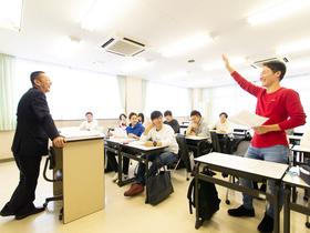 上野法律ビジネス専門学校{行政学科 公務員大卒・既卒向コースのイメージ
