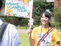オープンキャンパス(有明キャンパス)の画像