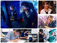 【20年 8.9.10月】 オープンキャンパス~お仕事体験~の画像