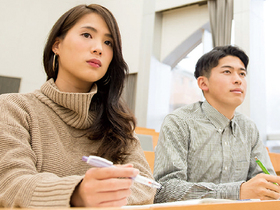 関西国際大学{心理学部(※構想中)のイメージ