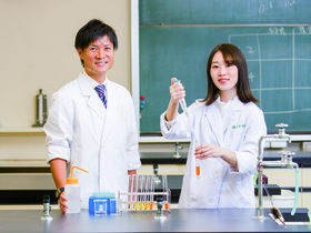 東京家政学院大学{現代生活学部 食物学科のイメージ