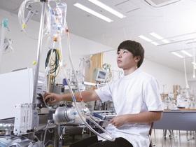 帝京平成大学{健康メディカル学部 医療科学科 臨床工学コースのイメージ