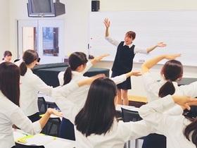鹿児島女子短期大学{児童教育学科 小・幼・保コースのイメージ