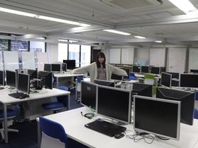 湘北短期大学{総合ビジネス・情報学科 情報メディアコースのイメージ
