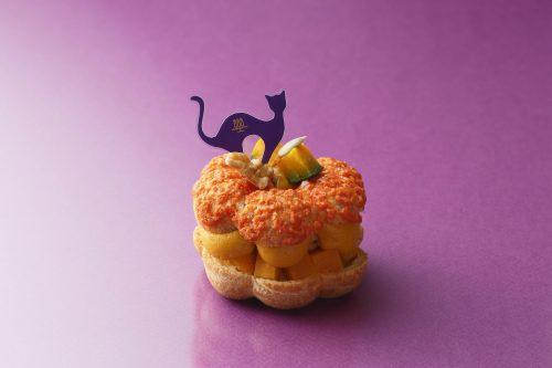 かぼちゃのパリブレスト