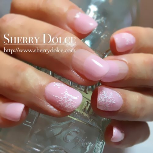 ピンク結晶