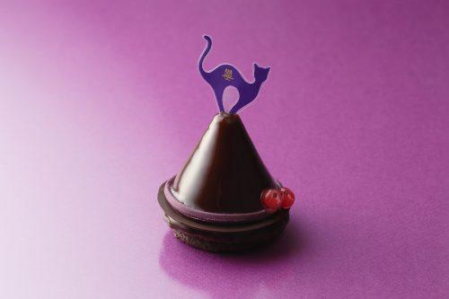 黒猫のスイートチョコレート