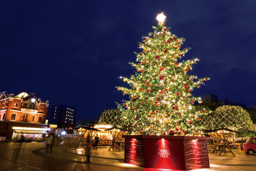 出典:恵比寿ガーデンプレイス http://gardenplace.jp/special/2016christmas/illuminations/