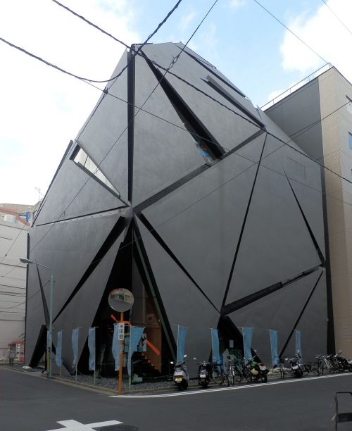 jimbocho_theater_building_2012-10-08