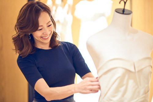 ウェディングドレスデザイナー・山城葉子さんインタビュー動画