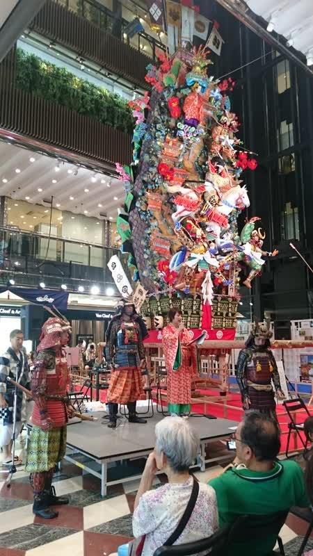 博多祇園山笠に菊池一族が出陣し...に関する画像