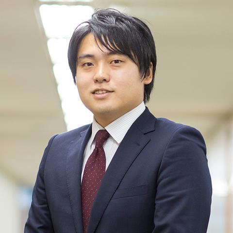 加藤豪プロフィール画像