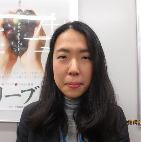 大谷香織プロフィール画像