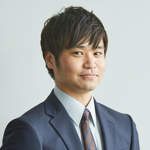 吉竹恒プロフィール画像