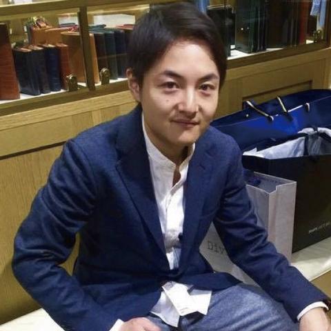 増井公祐プロフィール画像