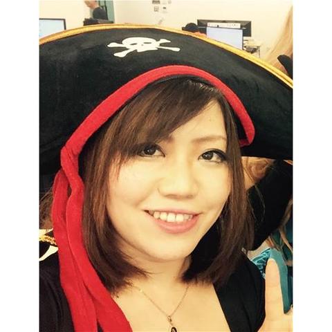 迫中絢子プロフィール画像