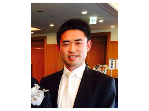 冨樫智昭プロフィール画像