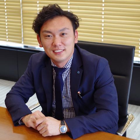 森田翔プロフィール画像