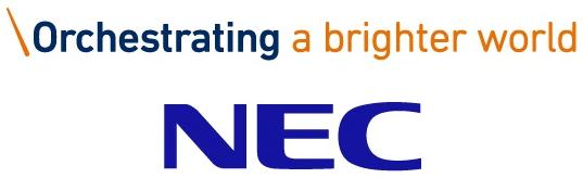 日本電気株式会社ロゴ