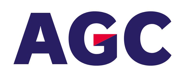 AGC旭硝子 ロゴ