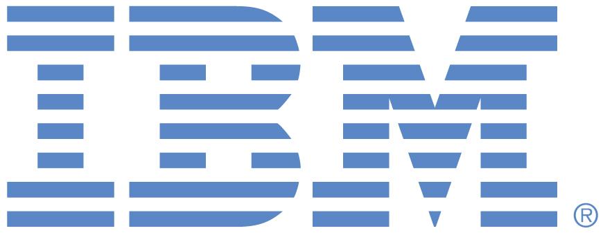 日本IBM ロゴ
