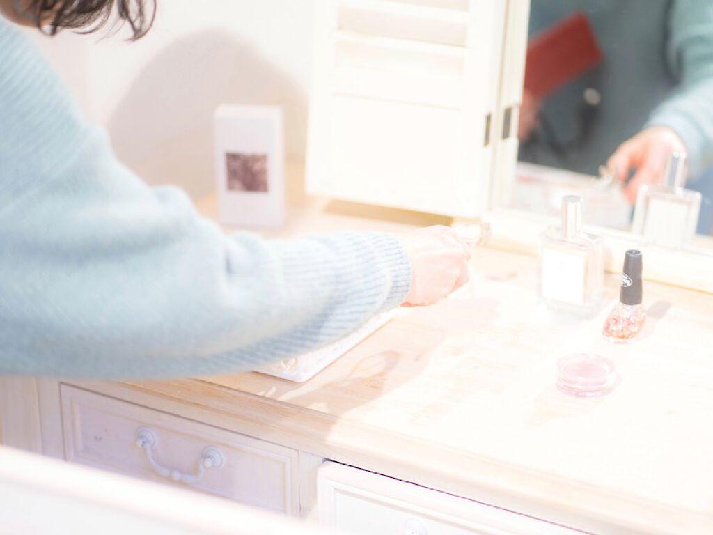 美容感度が高いあの子の新常識。メイクの仕上げにするワンステップって? の画像