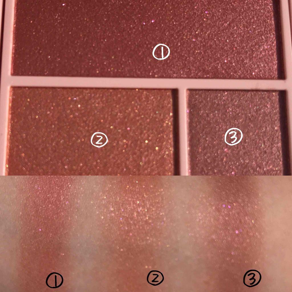 「血色感・大人っぽ・透明感。最強カラーは【赤みアイシャドウ】でした。」の画像(#110290)