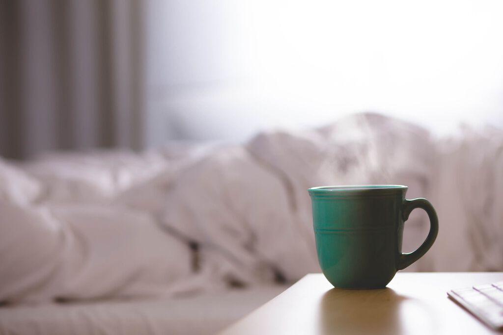 早起きは苦手!朝一時短でスキンケア♡の画像