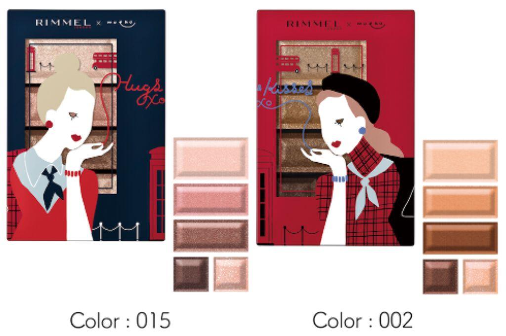 限定カラーが勢ぞろい!2019ホリデー・限定コレクション | プチプラ編の画像