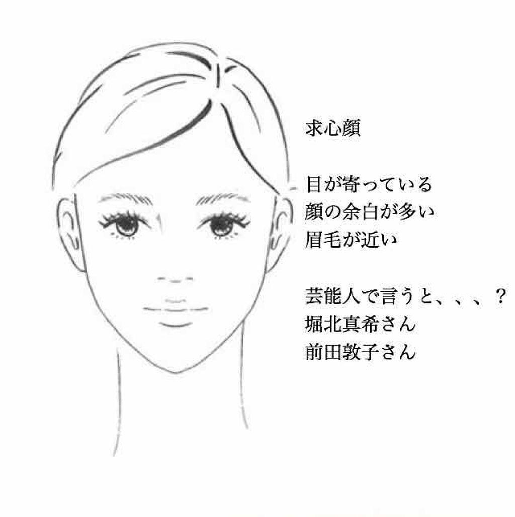 「知らなきゃ損!顔のタイプ別シェーディングの入れ方とおすすめ商品15選」の画像(#117080)