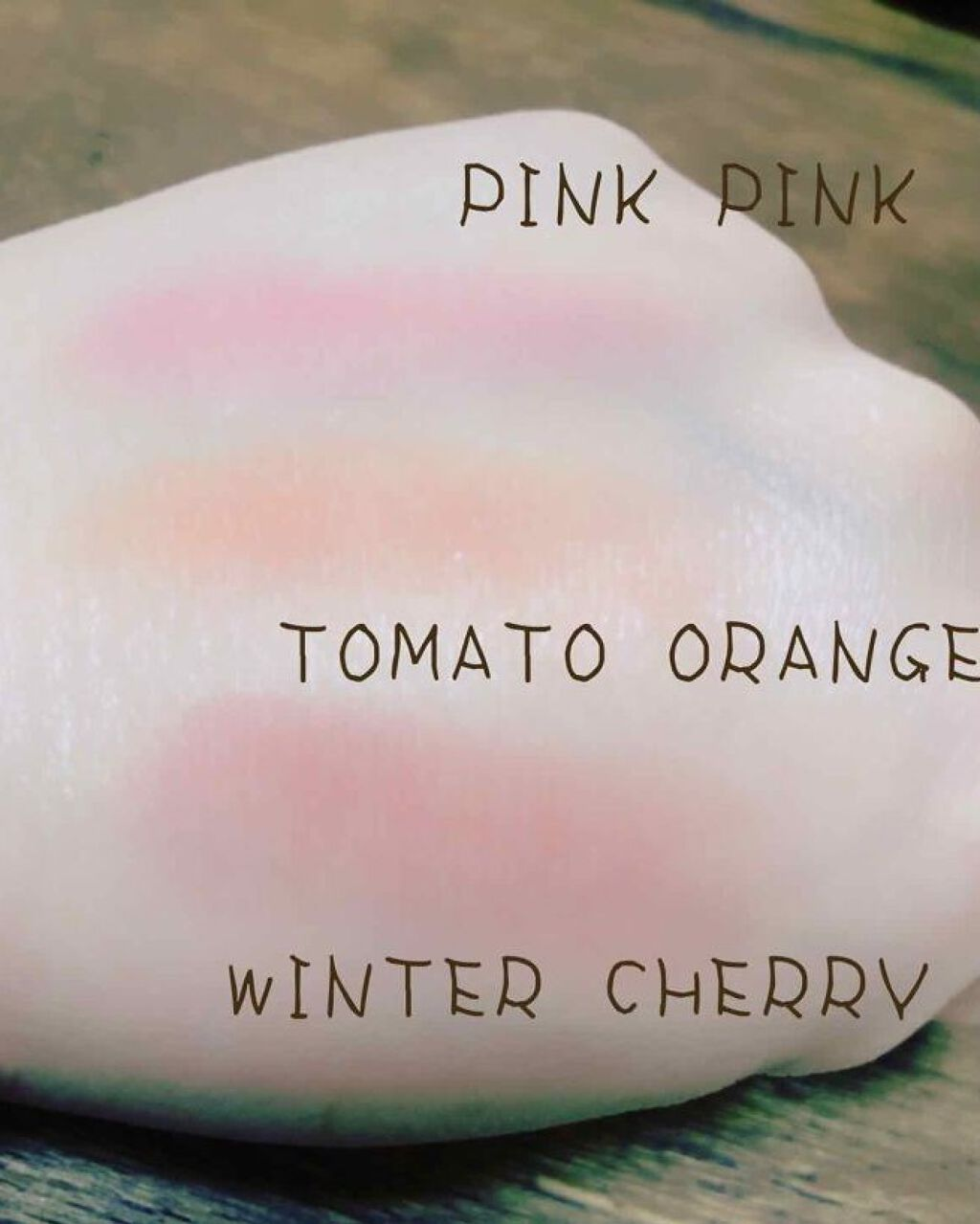 「ジュワッと可愛いクリームチークの塗り方!面長・丸顔・ブラシ・スポンジ|おすすめ人気アイテム紹介」の画像(#132184)