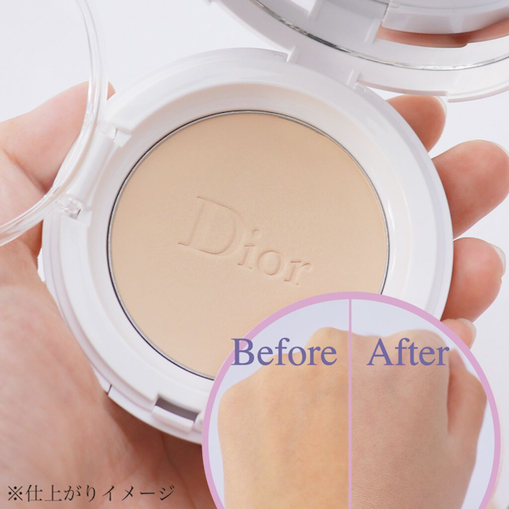 透明感あふれる肌、ください。「ディオール」にスノードームのような化粧水が登場♡の画像