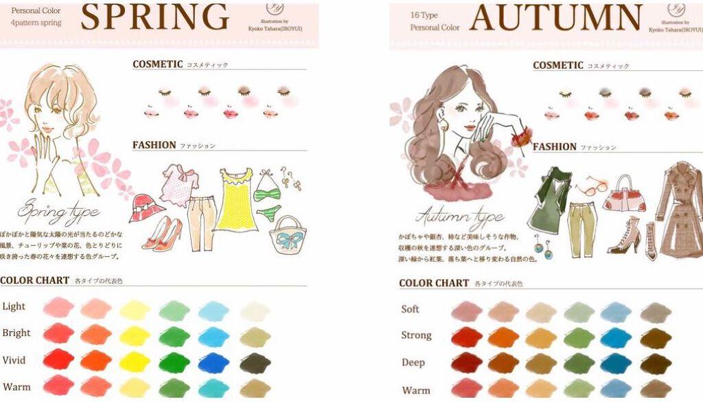 「『イエベ』に似合うメイク徹底解説|春と秋別に色見本で優しく教えます!リップやチークの選び方も♡」の画像(#175126)