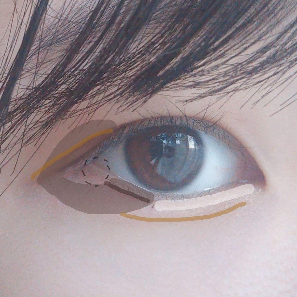 「【目の形別】アーモンドアイメイクのやり方|特徴をつかんで誰でも美人顔に」の画像(#179283)