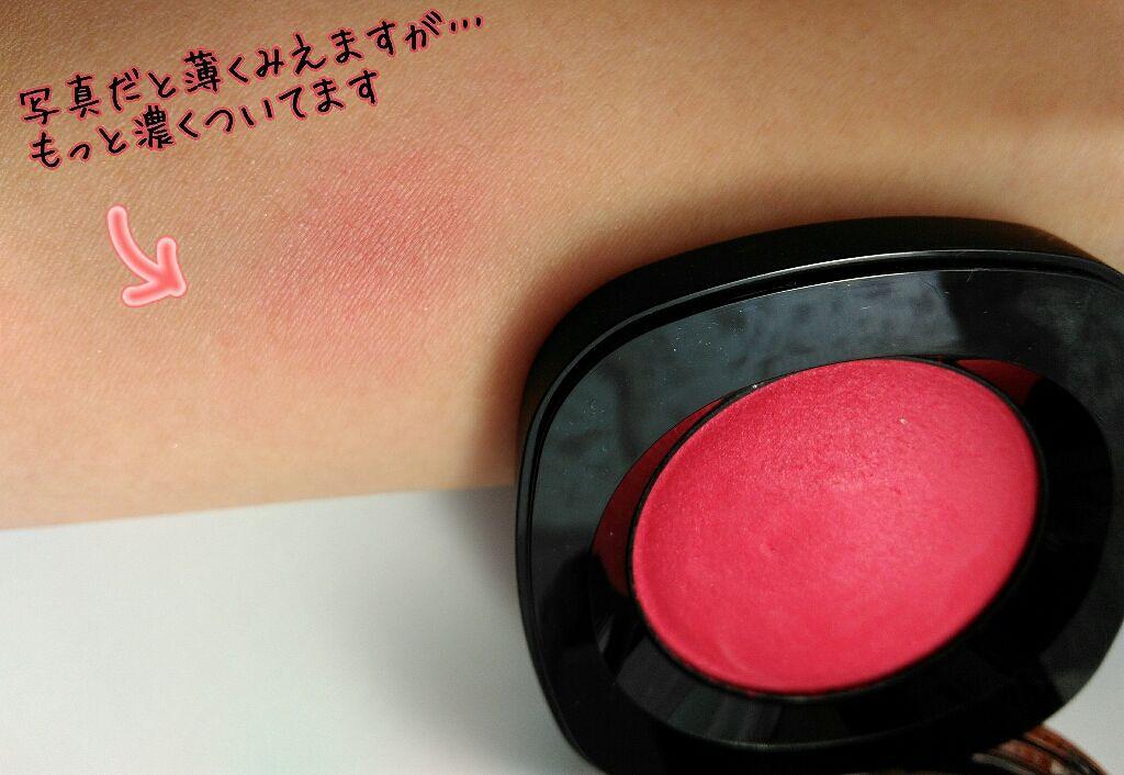「恋する頬は赤チークでつくって♡特別な日に使いたいデパコスの赤チーク5選」の画像(#32034)