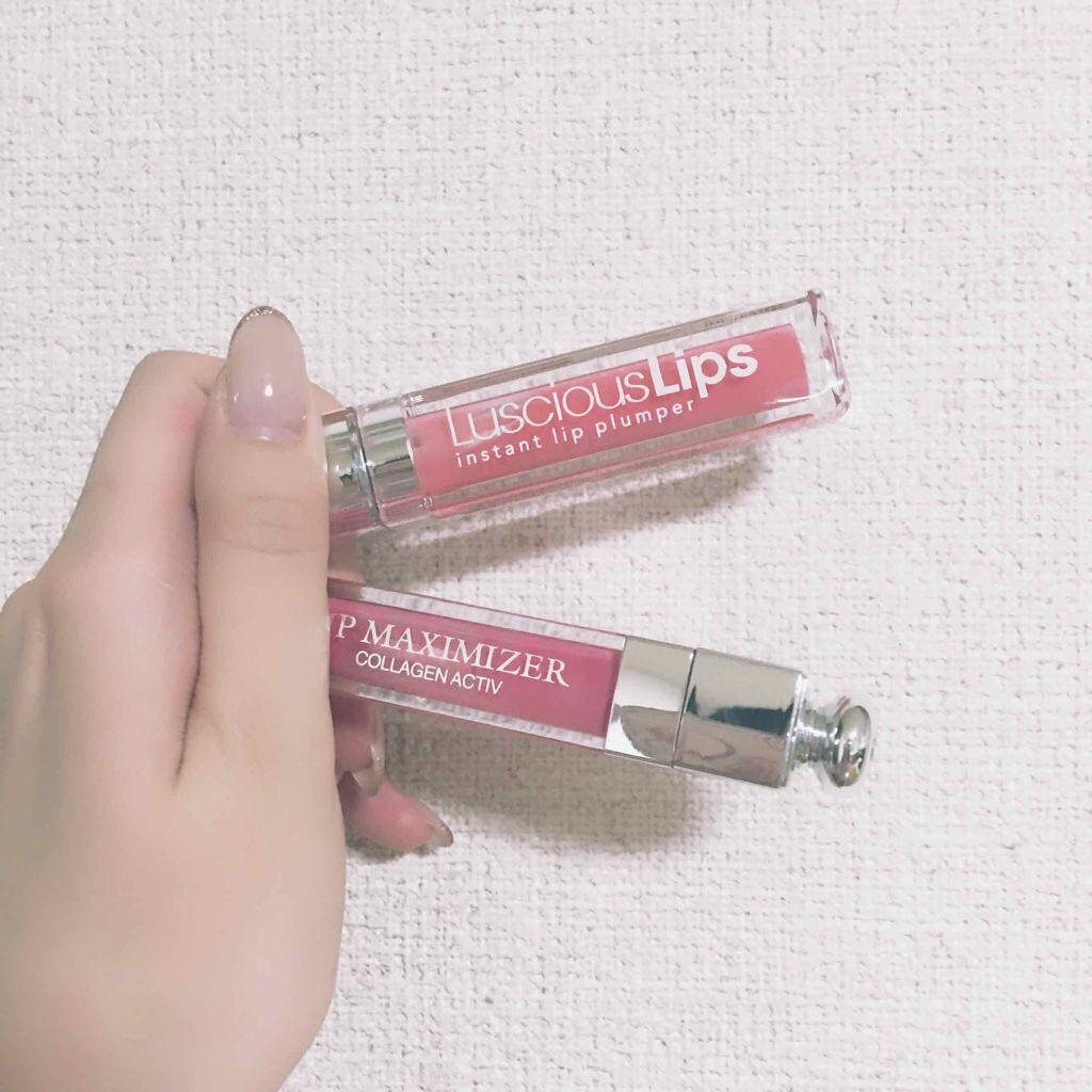 「塗るだけでぷっくりうるるん唇に♡おすすめリッププランパー特集!」の画像(#55133)