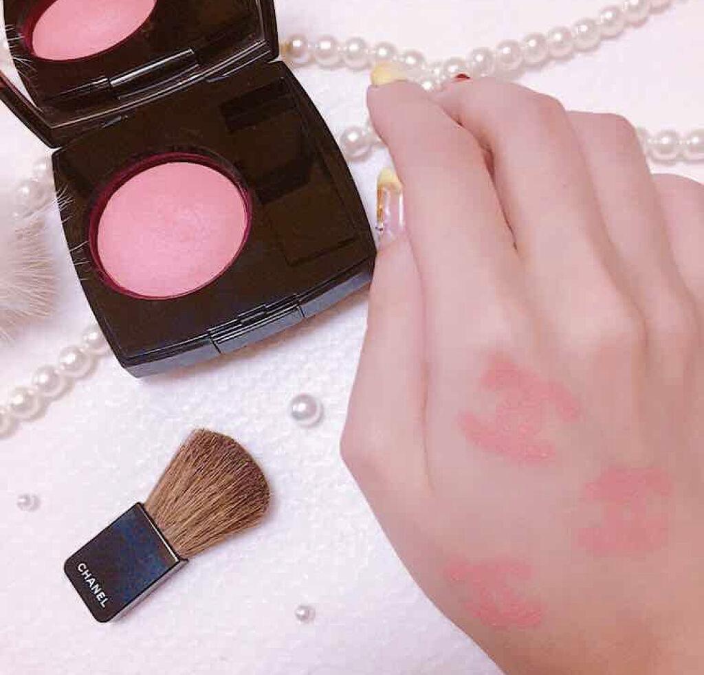 「柔らかい粉質でパサつかない!しっとり乾燥しにくいパウダーチーク特集♡」の画像(#66510)