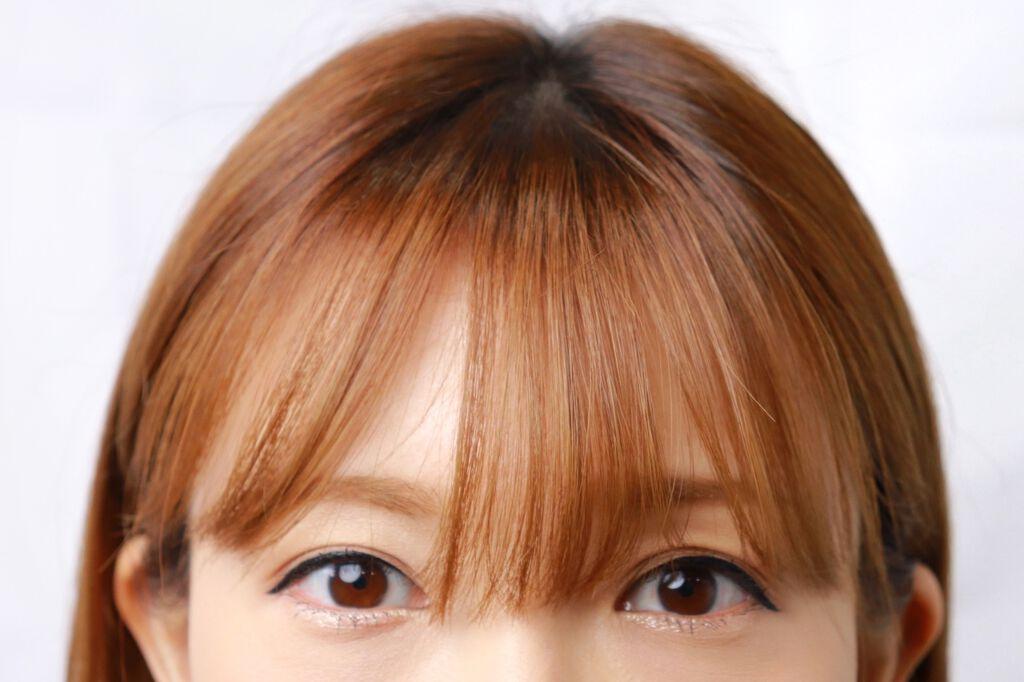 【初心者必見】前髪セット入門編。湿気にも負けにくい基本のくるりん前髪の作り方[PR]の画像