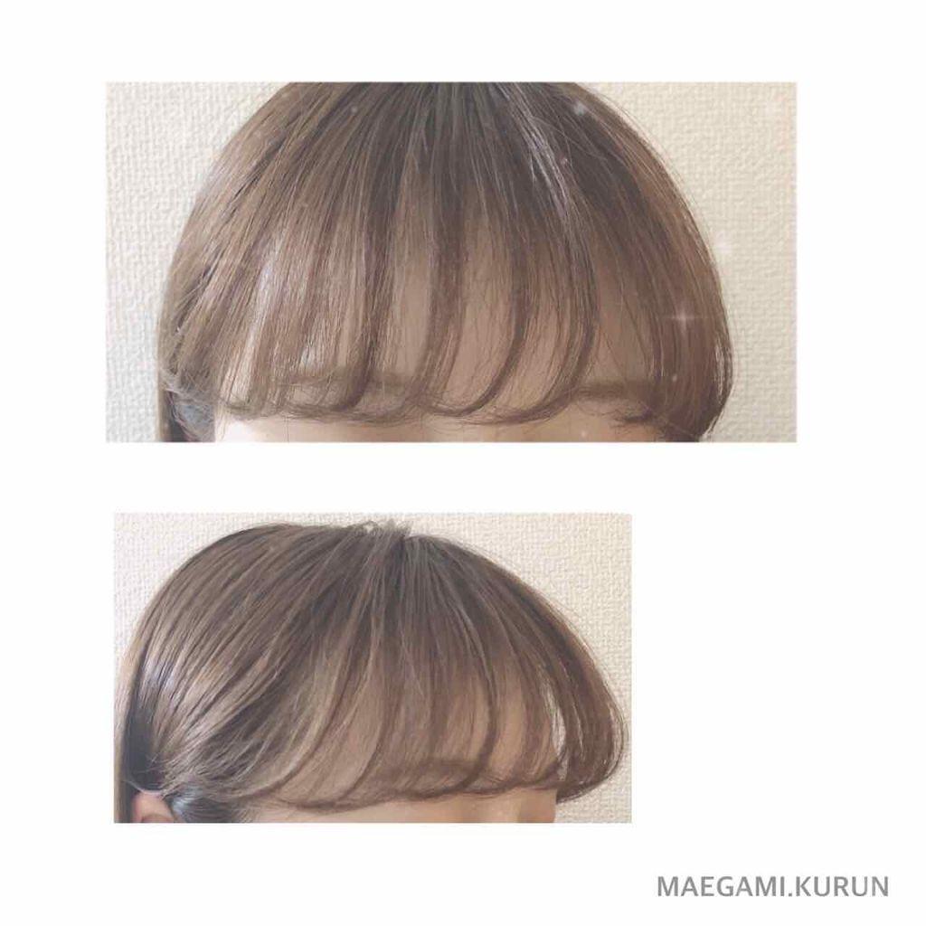 「For:前髪命なあなたへ。この夏はスタイリング剤で前髪ペタンを阻止しませんか?」の画像(#78383)